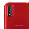 Ally Samsung Galaxy A01 Tempered Cam Kamera Koruyucu