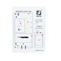 JIAFA JF-870 iPhone X  Mıknatıslı Çalışma Hasırı Vida Gostergeli