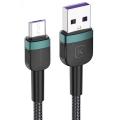 KUULAA Mikro USB 3A Hızlı Şarj 1 Metre Android Usb Şarj Kablosu