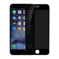 KUULAA İPhone 7-8 Plus Anti-Spy Gizlilik 3d Full Kırılmaz Cam Ekran Koruyucu