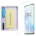 Oneplus 8 Full Uv Liquid+uv Işık 3D Kırılmaz Cam Ekran Koruyucu