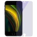 Baseus İPhone SE 2-İPhone 8-7 Anti Blue Light Tempered Cam Koruyucu 2 adet