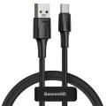 BASEUS VOOC Flash Şarj  Type-C 5A Hızlı Şarj USB Şarj Kablosu 1M