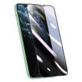 Baseus 0.25mm İPhone 11 Pro Max XS Max 3D Curved  Privacy Gizlili Cam Ekran Koruyucu