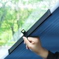 ALLY 70CM Araç Ön Cam Güneşlik Otomatik Geri Çekilebilir Katlanabilir
