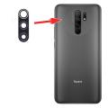 Xiaomi Redmi 9 Arka Kamera Camı Lens