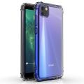 Huawei Y5p Anti-Drop Darbe Emici Silikon Kılıf Shockproof kılıf