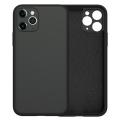ALLY İPhone 11 Pro Max 6.5 inch Silikon Kılıf Kamera Korumalı Lansman kılıf