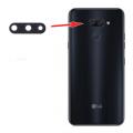 LG K50 Arka Kamera Camı Lens