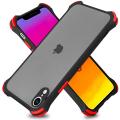 ALLY İPhone XR 6.1 İnch Shockproof  Kamera Koruma Darbe Emici Kılıf