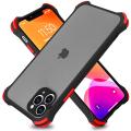 Ally İPhone 11 Pro Max 6.5 İnch Shockproof Kamera Koruma Darbe Emici Kılıf