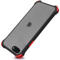 Ally İPhone 8-7 Plus Shockproof Kamera Koruma Darbe Emici Silikon Kılıf