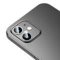 Baseus iPhone 12 Mini 5.4-İPhone 6.1 Tempered Kamera Lens Koruma Camı 2Set