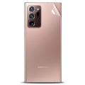 Galaxy Note 20 Ultra Membran Nano Hidrojel Film Arka Koruyucu hayalet Arka Koruyucu