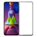 ALLY SM Galaxy M51 Full Glue Tempered Full Cam Ekran Koruyucu