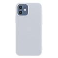 Baseus İPhone 12 Mini 5.4 Comfort İnce Şeffaf Kılıf Matte PP Kılıf
