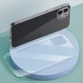 ALLY iPhone 12 mini 5.4 Crystal Series Slim Şeffaf  Silikon Kılıf