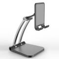 ALLY Katlanabilir Portatif  Telefon Ve Tablet Tutucu Stand Masaüstü Stand