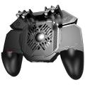 MEMO AK88 Altı Parmak Pubg Game Controller Gamepad fanlı 1200mAh