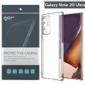 GOR SM Galaxy Note 20 Ultra Kamera Korumalı Ultra Slim Silikon Kılıf