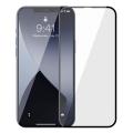 Baseus İPhone 12-12 Pro 6.1 0.3MM 3D Full Tempered Cam Ekran Koruyucu 2Adet Set