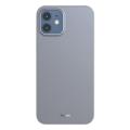 Baseus Wing Case İPhone 12 6.1 Kılıf Ultra İnce Lux Mat Şeffaf Kılıf