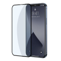 Baseus İPhone 12 Mini 5.4 0.3MM Full Anti Blue Light Tempered Cam Ekran Koruyucu 2Adet Set