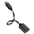 Ally Type-C Giriş - Dişi USB Çevirici USB OTG Kablo