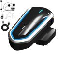 ALLY B35  Motosiklet Bluetooth İnterkom Su Geçirmez Kask Kulaklığı intercom