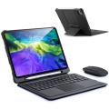 Dux Ducis iPad 11 Pro 2020-2018 Kablosuz Bluetooth Klavye Touchpad Kılıf
