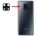 Xiaomi Redmi Note 9 Pro- Note 9S 3D Full Tempered Cam Kamera Koruyucu