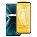 OPPO Realme 7 Pro 9D Full Glue Tempered Cam Ekran Koruyucu