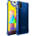 ALLY SM Galaxy M31S Anti-Drop Silikon Kılıf Shockproof kılıf