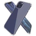 İPhone 12 Pro Max 6.7 Anti-Drop Silikon Kılıf Shockproof Şeffaf  kılıf