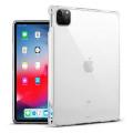 ALLY iPad Pro 12.9-inch (2020)-(2018) Kalem Yerli Şeffaf Silikon Kılıf