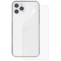 İPhone 12 Pro 6.1 Membran Nano Hidrojel Film Arka Koruyucu hayalet Arka Koruyucu