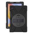 Galaxy Tab S6 Lite P610-P615- P617 Kılıf Kalem Yerli 3 Katmanlı Standlı Zırh Kılıf-Shockproof