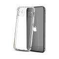 GOR İPhone 12 Mini 5.4 inch Kılıf Kamera Korumalı Şeffaf Silikon Kılıf