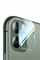 iPhone 12 6.1 Full Tempered Kamera Koruyucu Kırılmaz Cam