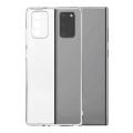 GOR SM Galaxy Note 20 Kamera Korumalı Ultra Slim Silikon Kılıf