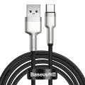 Baseus Cafule Series Metal USB TO TYPE-C 40W 2M Şarj Veri Kablosu