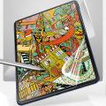 BASEUS Huawei MatePad-5G 10.4 Paper Like Film Pet Ekran Koruyucu Darbe Emici Film
