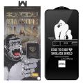 WK İPhone 12-12 Pro 6.1 Kingkong Curved Tempered Cam Ekran Koruyucu