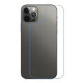 Ally İPhone 12/12 Pro 6.1 İnch Tempered Arka Kırılmaz Cam Koruyucu