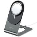 ALLY İPhone 12 Magsafe İçin Standlı Alüminyum Masa Üstü Tutucu Magsafe Stand Tutucu