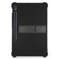 ALLY Galaxy Tab S7 Plus SM-T970 / T975 / 12.4 inç Standlı Silikon Kılıf