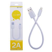 iPHONE 5 5S 5C 6 6S 6 7 PLUS 8,8,PLUS 2A 25MM KISA USB  KABLOSU