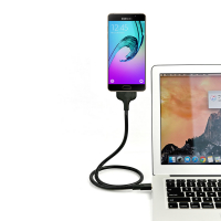 LAZY ACROBAT METAL USB STAND ANDROİD MİCRO USB