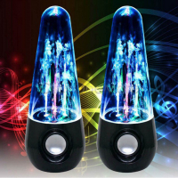 ALLY MST 6113 WATER DANCE BLUETOOTH SPEAKER HOPARLOR 2Lİ SET