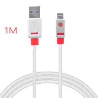 GRİFFİN FLAT USB KABLO 1METRE İPHONE 5,5S, 6, 6S,7,7PLUS
